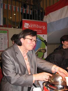 Madame L'Ambassadric du Luxembourg